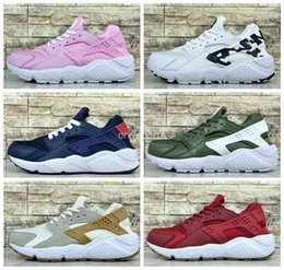 25991f099ef 2017 New Air Huarache I Running Shoes For Men Women