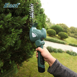 $enCountryForm.capitalKeyWord Australia - trimmer grass cutter East Garden Power Tool 10.8V 2 in 1 Li-Ion Battery Pruning Tool Cordless Hedge Trimmer Grass Brush Cutter Without