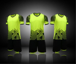 b1a0173ed06 wholesale fashion Blank Soccer Jerseys Sets