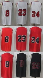 304fe5653 Discount 24 basketball jersey 2017-18 New  23 Michael Jersey 2018 Men 24  Lauri