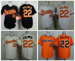 9cbb4ee6293 ... White Cool Base Jersey 1970 Cooperstown 22 Jim Palmer Jersey Baltimore  Orioles Throwback Jim Palmer Baseball Jerseys Cream Beige Black ...