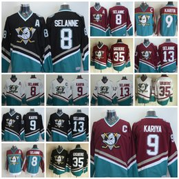 new arrival a8a1f c583b classic anaheim mighty ducks jersey