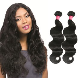 hair waves products 2019 - Brazilian Body Wave Hair Weaves 8A Great Quality Virgin Human Hair Extensions Virgin Brazilian Wet and Wavy Hair Bundles