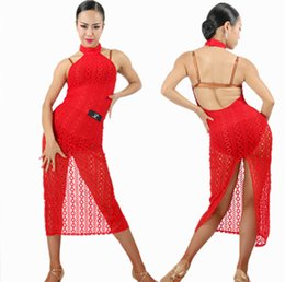 $enCountryForm.capitalKeyWord Canada - Sexy backless dress lace adult Latin Rumba Samba dance costume competition on the Sasa service groups can be customized service