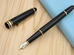 Nuova 163 Luxury golden NERO Lacquerred Stilografica in Offerta