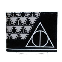 $enCountryForm.capitalKeyWord Australia - Harry potter animated cartoon wallet young students personality wallet Boys and girls fashion wallet potter DFT-1457