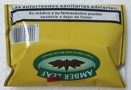 Frete grátis EUB Fumar Tabaco pacote folha de âmbar Cigarreiras tabaco 500g = 10 embalagens / lote coleção boxers de plástico por epacket