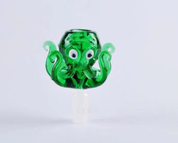 Discount colorful octopus - Octopus bubble glass bongs accessories ? , Glass Smoking Pipes colorful mini multi-colors Hand Pipes Best Spoon glas