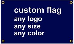 Banner sizes print online shopping - 2019 Custom flag All size exhibition advertising military flag beach banner Digital Print D polyester pongee DHL freeshipping