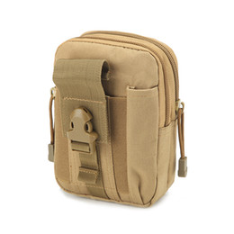$enCountryForm.capitalKeyWord UK - Universal Outdoor Tactical Holster Military MOLLE Hip Waist Belt Bag Wallet Pouch Purse Phone Case with Zipper for iPhone LG HTC