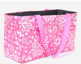 eco diaper bags Canada - three colours Mother shoulder maternity bag Baby care diaper bag Infant nappy changing stuff storage organizer Inner separate containers (7)