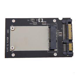 "$enCountryForm.capitalKeyWord UK - Wholesale- New 50mm Small board mSATA SSD to 2.5"" SATA Drive Converter Adapter For Windows2000 XP 7 8 10 for Vista Linux Mac"