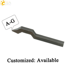Mold jewelry online shopping - CSJA Letters A B C D E F G Silver Gold Male Female Jewelry Metal Steel Stamp Tool Mold Punch Ring E179 A