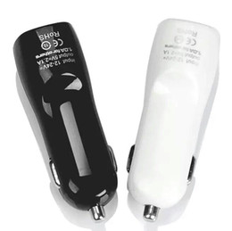 Chinese  Car Charger 2.1A+1A Dual USB 2 Port Car Charger Cigarette Power Adapter for iphone 5 6 7 for Samsung GPS Mp3 manufacturers