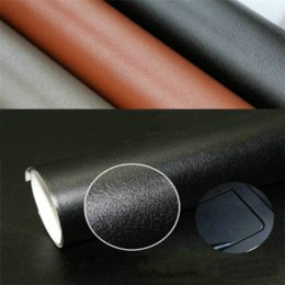 Discount wrap car pvc film - Carbon Fiber Vinyl Film Car Sticker Cover Vinyl Wrap Imitation Leather Waterproof PVC Car Change Colors 50x152cm Air Bub