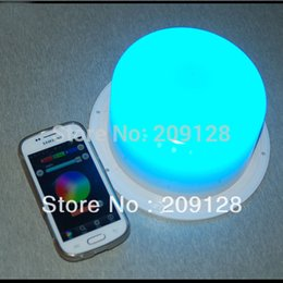 5W Wifi Remote Control LED Light Lamp For Furniture Smart Mobile Phone  VC L117