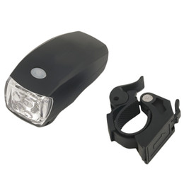 super bicycle NZ - Cycling Bike Bicycle Super Bright 5 LED Front Head Light Lamp 3-Modes free shipping