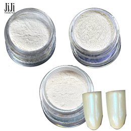 Chinese  Wholesale-1Bottle 2016 New Mermaid Effect Glitter powder With 2pcs Brushes Nail Art Magic Glimmer Powder Women Nails DIY Decoration ND262 manufacturers