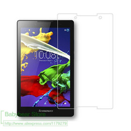 TableT screen guard online shopping - Tempered Glass Screen Protector Protective Film For For Lenovo Tab Tab3 A8 A8 f Tab3 m inch Tablet Guard Film