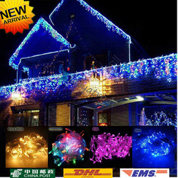 cheaper hot sale led string lights 10m 100leds xmas holiday light outdoor decoration lamp for party wedding garden christmas fairy 10pcs waterproof outdoor - Led Christmas Lights On Sale