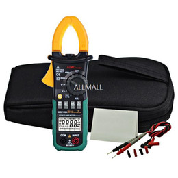 $enCountryForm.capitalKeyWord Canada - Freeshipping 4000 Counts Digital Clamp Meter Clamp Multimeter DC AC Voltmeter Current Meter Resistance Capacitance Frequency Tester