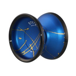 magic yoyo UK - New arrive magic yoyo STEALTH YOYO Magical M04 metal Professional yo-yo Athletic competition Diabolo