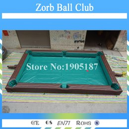 Inflatable Pools Sale Australia - Free Shipping Hot Sale Inflatable Snooker Table,Snook Ball Table Football Game Giant Inflatable Snooker Pool Table for Sale