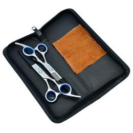 $enCountryForm.capitalKeyWord Canada - 6.0Inch 2017 VS Professional High Quality Hair Scissors Set Salon Cutting Thinning Shears Hairdressing Scissors Barber Tool,LZS0121