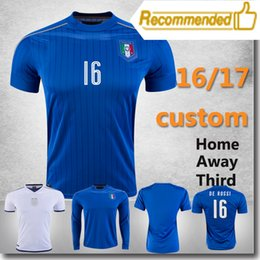 50fec8c14 ... italy de rossi shirts 2016 marchis soccer shirts chiellini candreva  jersey blue football .