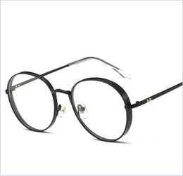Chinese  vintage Gentle brand optic prescription glasses frame titanium GM round frame Liberty eyeglasses frame Oculos De Grau with box manufacturers