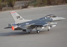$enCountryForm.capitalKeyWord NZ - Wholesale- RC jet plane Freewing F-16 F16 Fighting Falcon 90mm metal EDF plane PNP