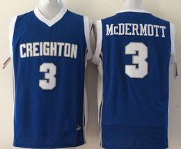 ... 3 Doug McDermott Mens College Creighton Bluejays Men Jersey Jerseys  doug mcdermott jersey on sale ...