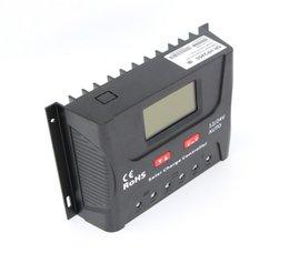 48v pwm controller 2019 - 12V 24V 36V 48V auto 30A PWM Solar Charge Controller for Solar Home System