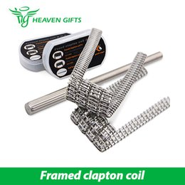 geekvape framed staple coil 2 in 1 ka1 n80 materials increases durability and reduced carbon deposit 100 original discount framing materials - Discount Framing