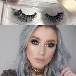 $enCountryForm.capitalKeyWord Australia - 15pairs 3D false eyelashes 100% Handmade crossing fiber super soft 3D silk lashes For Make Up Beauty