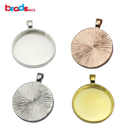 Sterling silver cabochon pendant settings canada best selling beadsnice round bezel pendant setting 925 sterling silver cabochon base 25 mm round bezel tray diy jewelry silver bezel cups id 32637 aloadofball Images