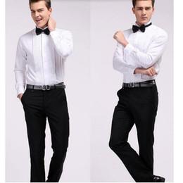 Discount Mens Ivory Dress Shirt Wedding