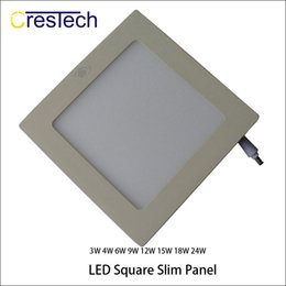 Discount Commercial Kitchen Lighting Slim Led Panel Recessed Type 15w 18w 23w Commercial Downlights From Home