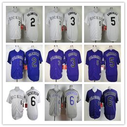f92e0f1694e ... 2 Troy Tulowitzki Mens Colorado Rockies Jersey 3 Michael Cuddyer 5  Carlos Gonzalez 6 Corey Dickerso Purple Jonathan ...