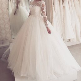 Long sleeve wedding dresses canada