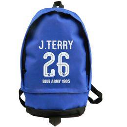 $enCountryForm.capitalKeyWord Canada - John Terry backpack Captain JT 26 school bag Soccer fans daypack Football schoolbag Outdoor rucksack Sport day pack
