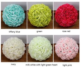 $enCountryForm.capitalKeyWord NZ - Kissing Ball artificial flower ball diameter of 12 Inch Wedding decorate flowers artificial flowers for wedding garden market decoration