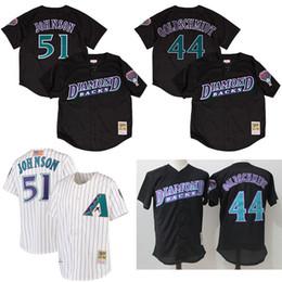 a173b8100 RedBrick New Cool Base Stitched MLB Jersey Mens baseball Arizona  Diamondbacks jerseys Randy Arizona Diamondbacks 51 Randy Johnson ...