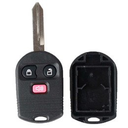 Mazda reMote case online shopping - Guaranteed Button Remote Key Car Case Fob Key Shell fit for Refit Ford Mercury Mazda Combo
