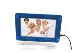 2017 electronic picture frame video 7 inch digital children albums electronic photo frame appearance with light 800x480 support video   music   pictures cheap electronic picture frame video