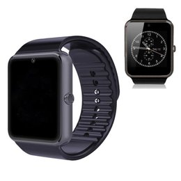 Phones for kids cheaP online shopping - Hot Sell GT08 Smart watch Cheap Bluetooth Smart Watches phone for Samsung Galaxy Android Smartphone Pedometer