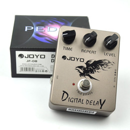 $enCountryForm.capitalKeyWord Australia - JOYO JF-08 Digital Delay Guitar Effect Pedal True Bypass 25ms - 600ms