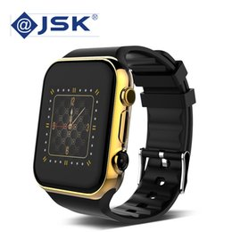 video call phones Australia - 2017 Hot selling V8 Business Smart Watch Micro smart phone With Bluetooth call video player for android system