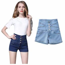 Discount Denim Sexy Plus Size Shorts | 2017 Denim Sexy Plus Size ...