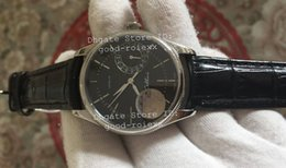 $enCountryForm.capitalKeyWord Australia - Antique Classic Mens Automatic Cal 3165 Cellini Watch Men Black Dial Leather 50519 Watches Sapphire 39mm Eta Mechanical Dress Wristwatches